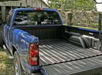 bed liner protection