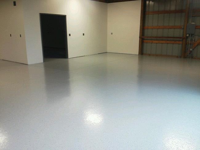Concrete Floor Coating Residential